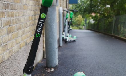 Electric Scooters: Lime is Not Just a Fruit Anymore