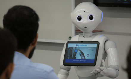 IE Library: AI, Robots and More