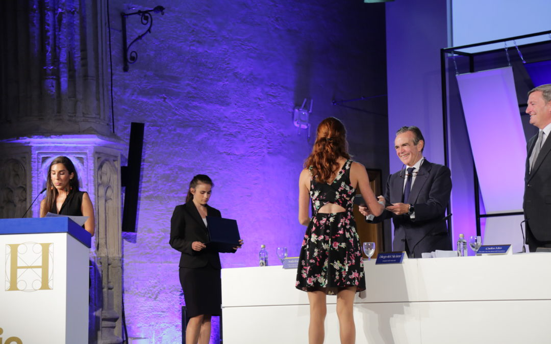 A Conversation with The Winners – IE Foundation Prizes in Humanities