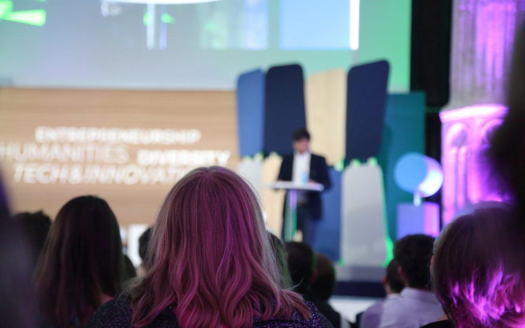 StuGov President's Address to Freshers from Opening Ceremony