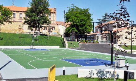 Segovia Campus Sports Courts Will Remain Closed