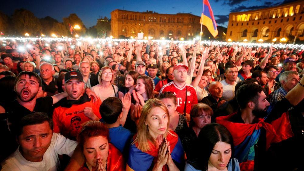 The Hidden Truth of the Armenian Revolution