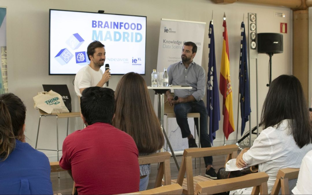 1st Brainfood Madrid: A conversation with Jorge Poyatos, co-founder of Seedtag
