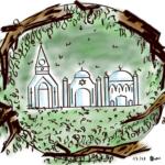 The Green Church