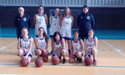IE Women's Basketball Team Play Their First Game