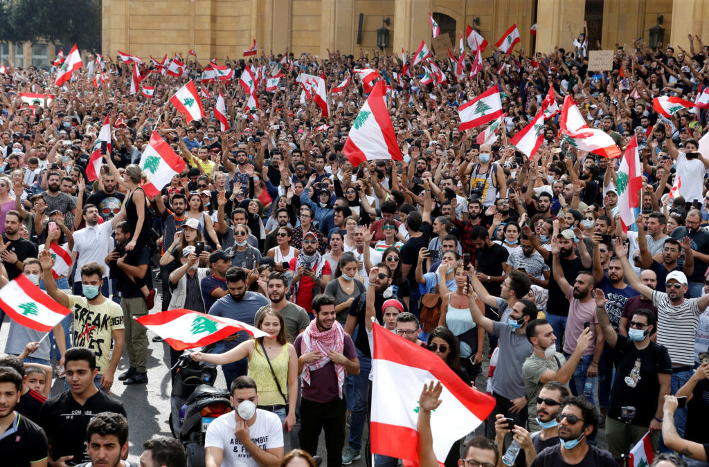 United Against One Cause – The Lebanese October Revolution