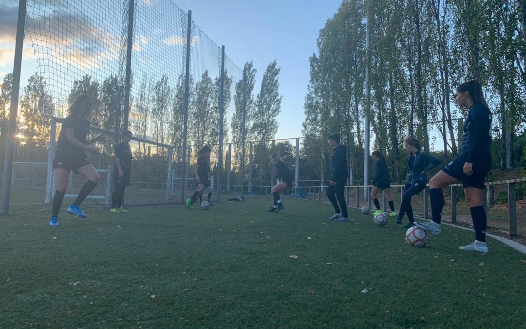 IE Women's football team: Fourth and Fifth game