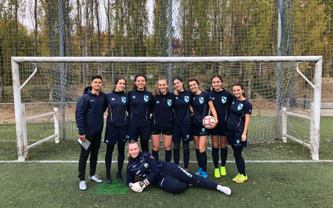 IE Women's Football: Sixth game of the season