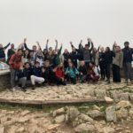 First Hike for Segovia Campus Organized by IEU Athletics