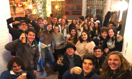 Cheers to a Sustainable Future! – SDG Club Launches
