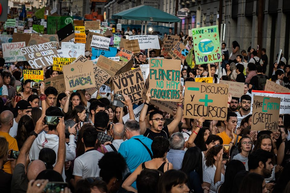 All eyes on Madrid COP25 as the city sets for huge climate protests