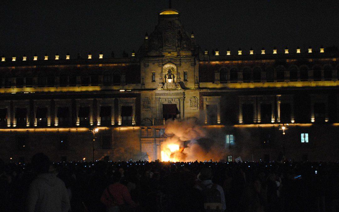 25N – ¿Vandalismo o Protesta Legítima?