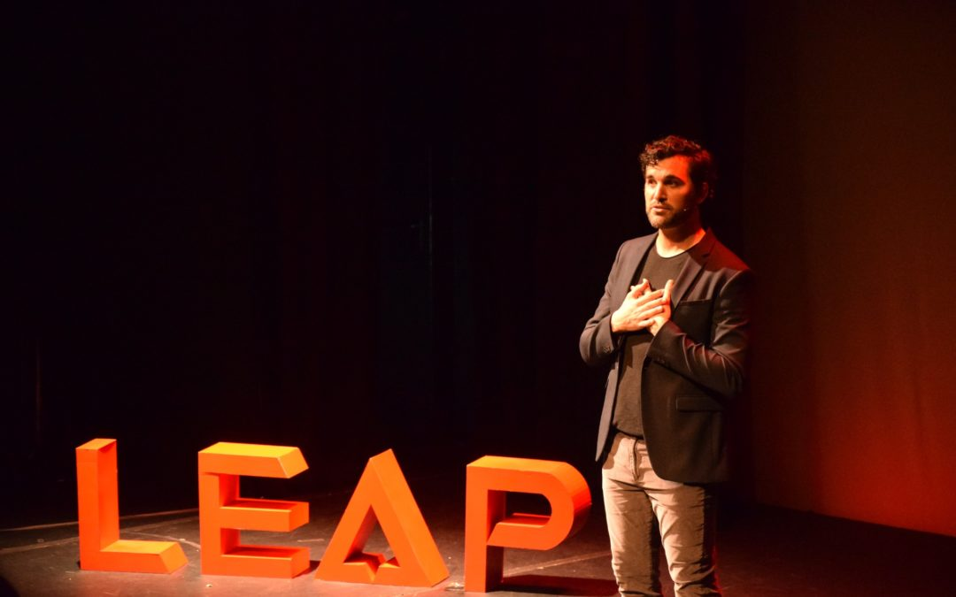 Another Successful LEAP Conference on the Books