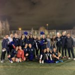 IE Women's Football: First Win