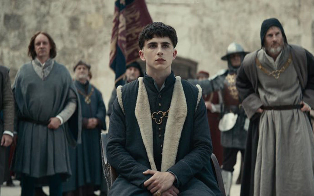 The King Review: Henry V – A Netflix Story