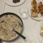 Thyme Flies — Quick and Inexpensive Biscuits and Gravy