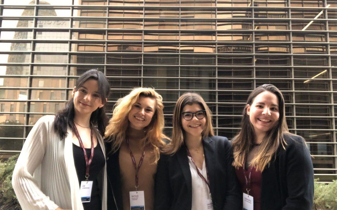 Participación del IE en la competición Jessup de Derecho Internacional 2020