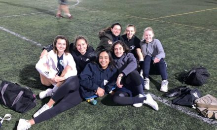 IE Women's Football: Third game of 2020