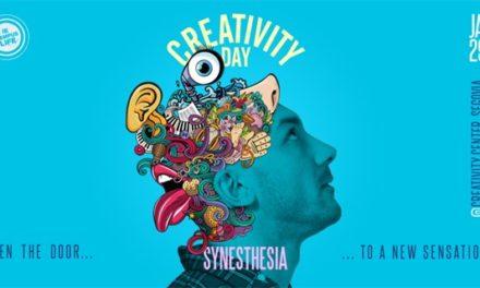 Rebranding Creativity Day: Synesthesia