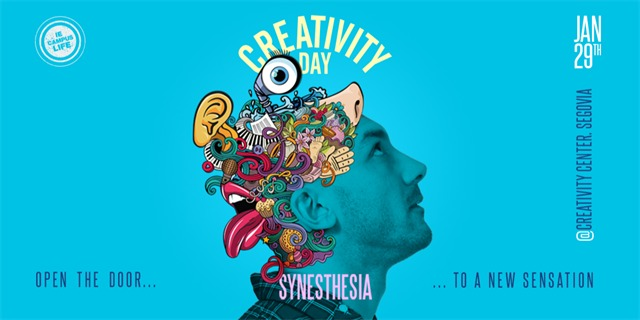 Rebranding Creativity Day: Synesthesia