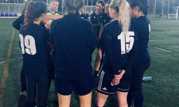 IE Women's football: First win of 2020