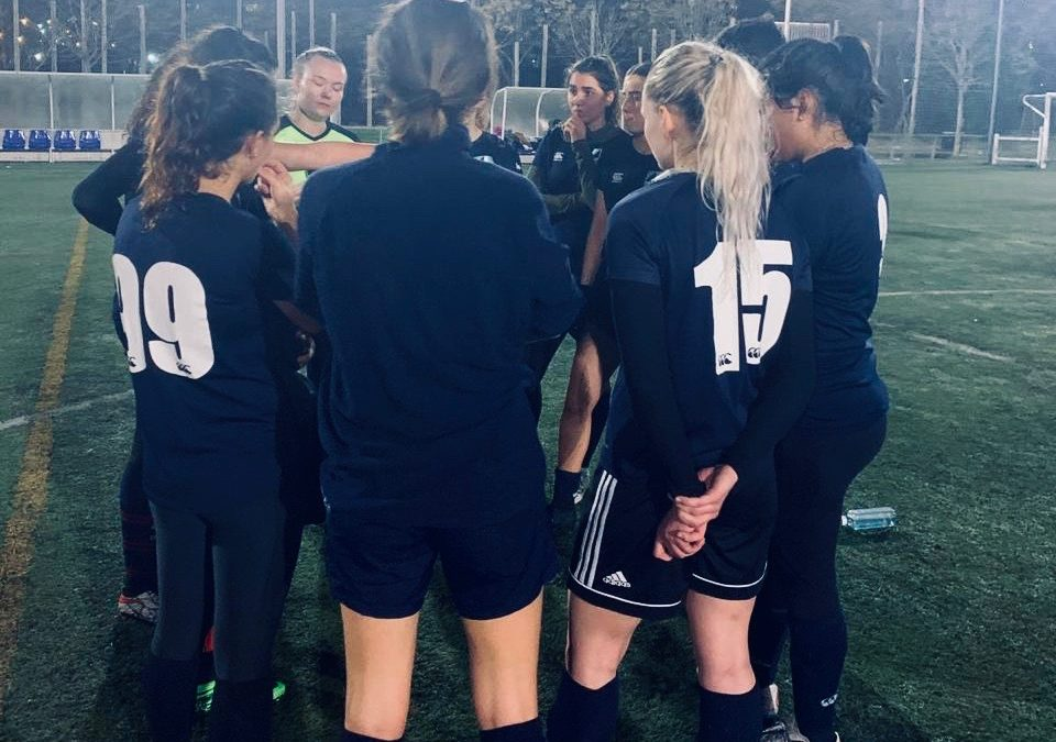 IE Women's football: First win of 2020