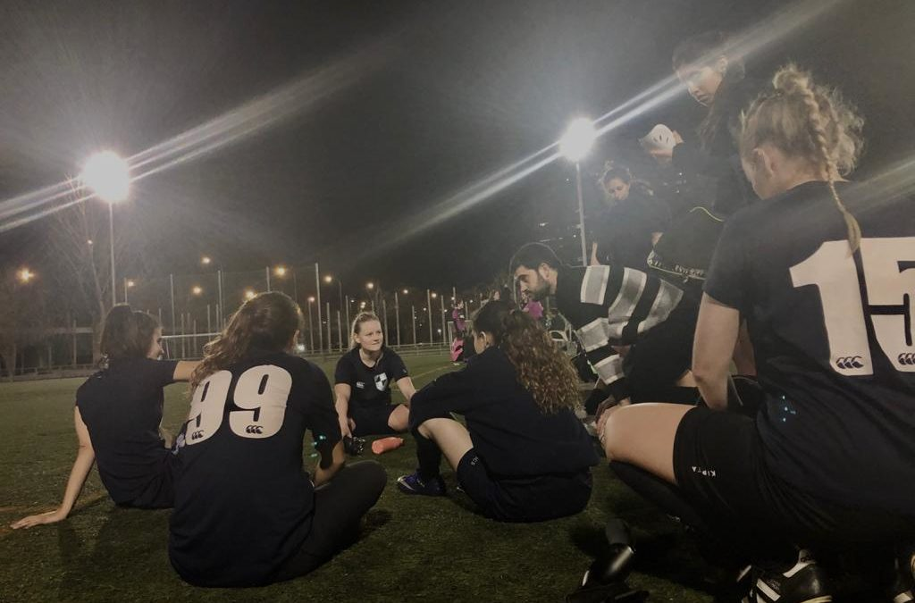 IE Women's Football team: An unlucky game