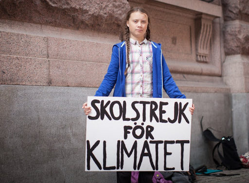 The Controversial Discussion Of Greta Thunberg's Actions