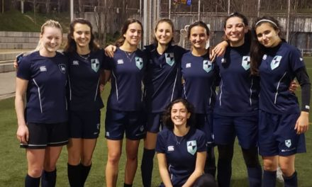IE Women's Football: Fourth game of 2020